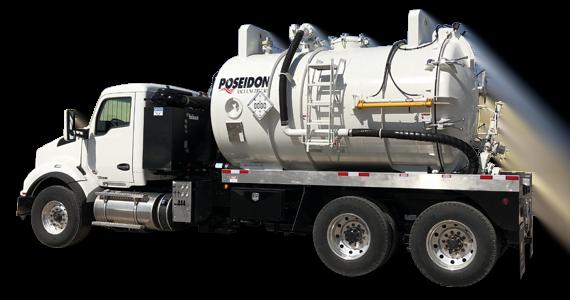 Poseidon Vacuum Truck
