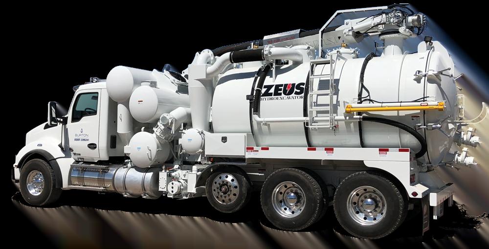 Zeus Vacuum Truck